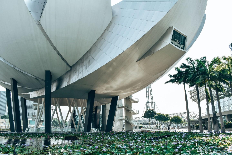 ArtScience Museum w Singapurze