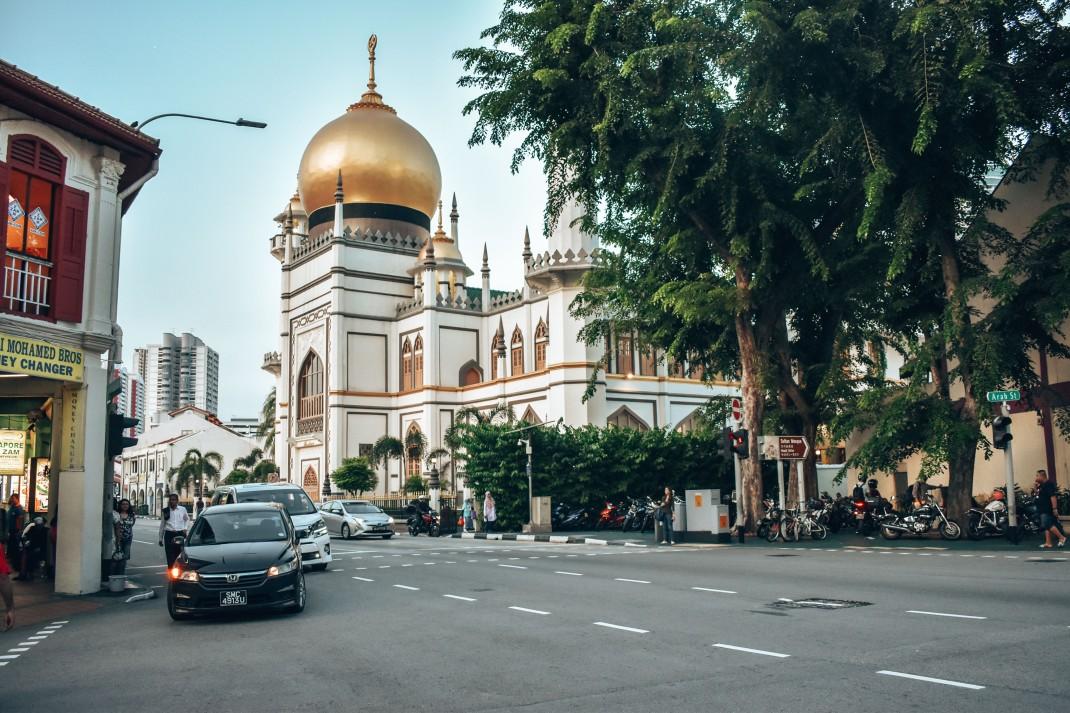 Arab Street w Singapurze