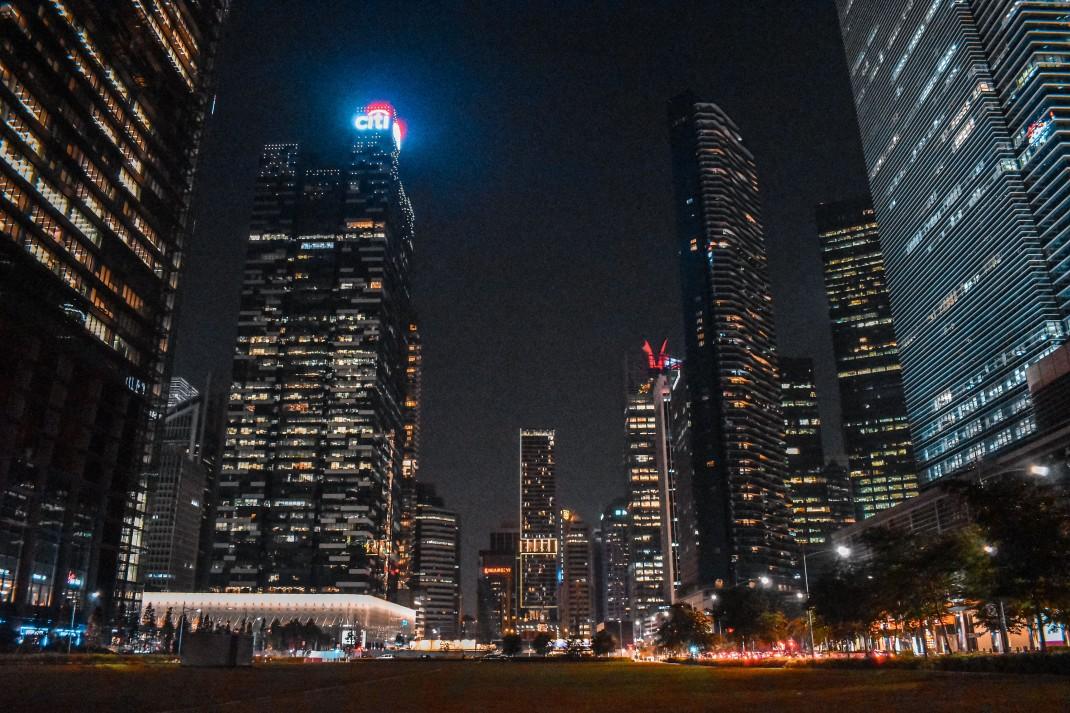 Centrum miasta, Singapur