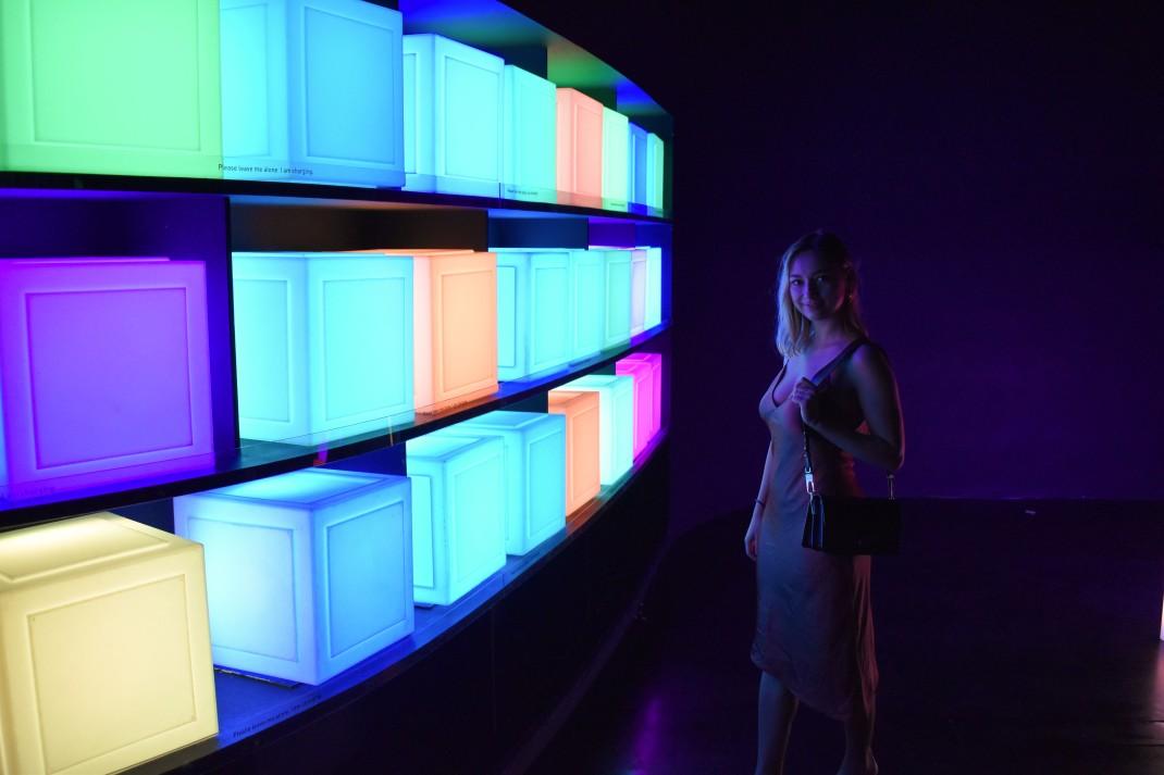 Wystawa w ArtScience Museum