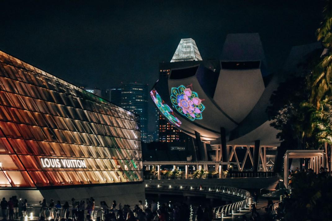 Muzeum w kształcie kwiatu lotosu, Singapur