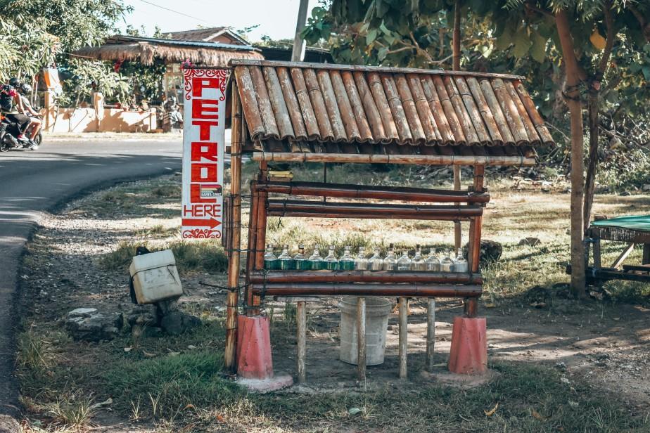 Benzyna na Bali