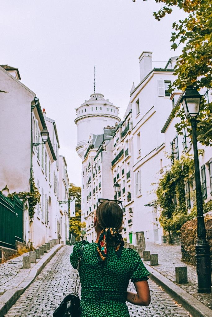 Chateau d'eau Montmartre